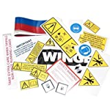 Decal Kit for Winget Dumpers - L&S Engineers