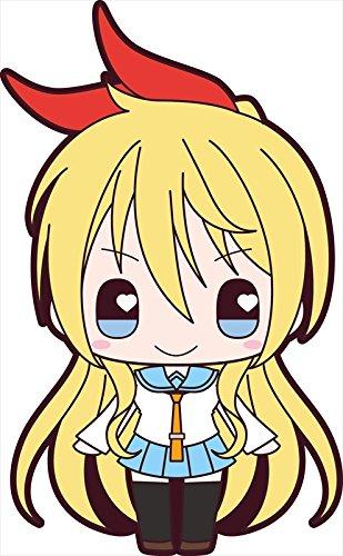ニセコイ: 萌えっ娘トレーディングラバーストラップ BOX商品 1BOX8個入り、全8種類