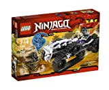 LEGO Ninjago Turbo Shredder 2263