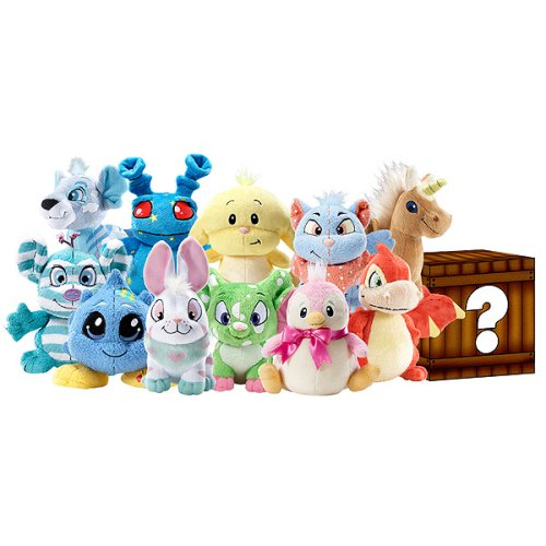 Neopets Authentic 5