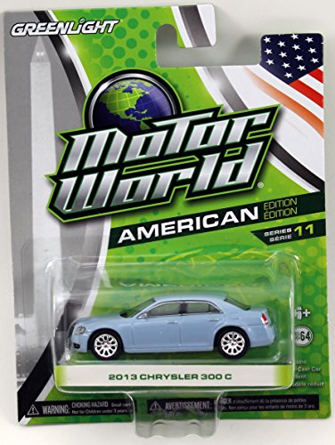 Greenlight Motor World Series 11 - 2013 Chrysler 300 C