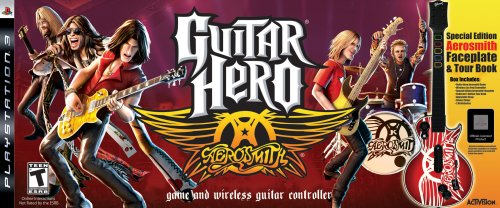 51fjUl 6yaL Cheap Buy  Guitar Hero Aerosmith Wireless Bundle