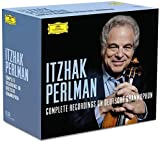 Itzhak Perlman: Complete Recordings On Deutsche Grammophon