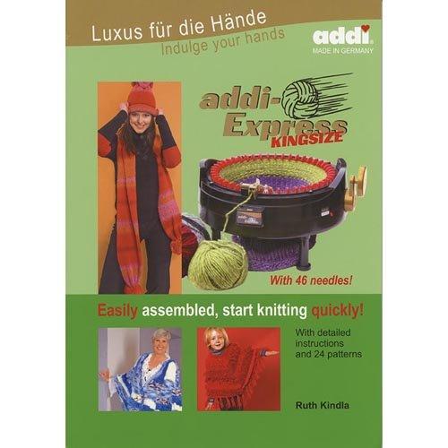 addi express knitting machine for sale
