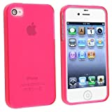 TPU Rubber Skin Case Cover for Apple® iPhone® 4 4S AT&T / Verizon / Sprint (!A2)
