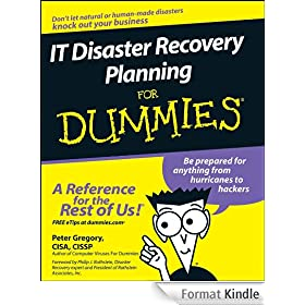 IT Disaster Recovery Planning For Dummies�