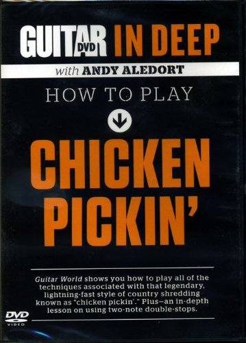 Cover art for  Guitar World in Deep: How to Play Chicken Pickin