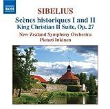 echange, troc  - Scènes Historiques 1 & 2 - Suite Op.27 Du Roi Christian Il