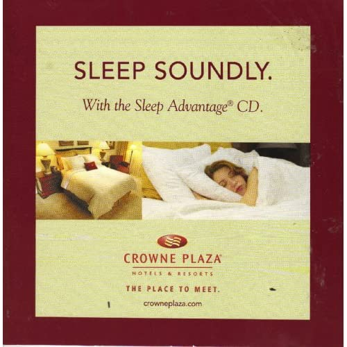 Crowne Plaza Sleep Advantage CD: Intercontinental Hotels Group: Amazon