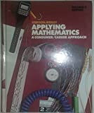 img - for Addison-Wesley applying mathematics: A consumer/career approach / Mervin L. Keedy, Stanley A. Smith, Paul A. Anderson book / textbook / text book