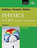 img - for Halliday, Rasnick, Walker Physics for JEE (Main and Advanced) book / textbook / text book