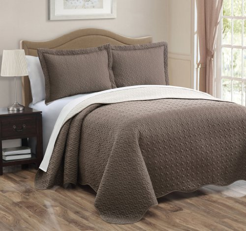 King Size Bedspreads 8333 back