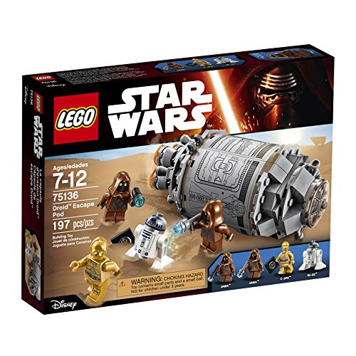 LEGO-Star-Wars-DroidTM-Escape-Pod-75136