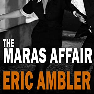 The Maras Affair Audiobook