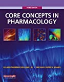 img - for Core Concepts in Pharmacology (3rd Edition) book / textbook / text book
