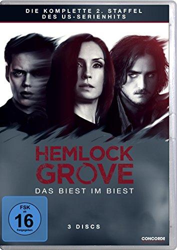 Hemlock Grove - Das Biest im Biest - Die komplette Staffel 2 [3 DVDs]