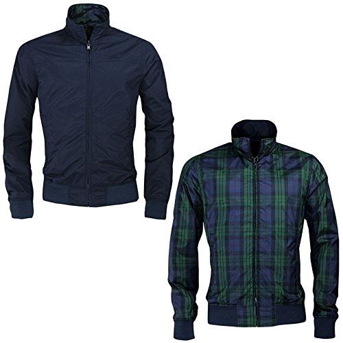 Giacca - Navar - Navy-Checked - XS