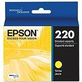 Epson DURABrite Ultra Standard-Capacity Ink Cartridge Yellow (T220420)