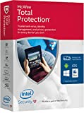 McAfee 2016 Total Protection Unlimited Devices, Key Code
