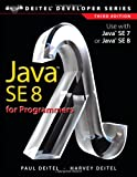 img - for Java SE8 for Programmers (3rd Edition) (Deitel Developer Series) book / textbook / text book