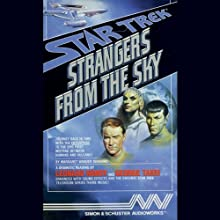 Star Trek: Strangers from the Sky (Adapted)  by Margaret Wander Bonanno Narrated by George Takei, Leonard Nimoy