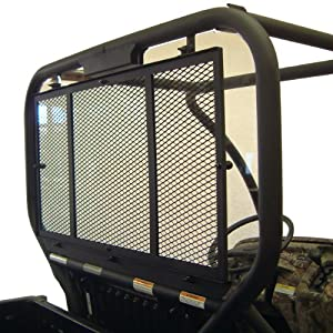 Kolpin Kawasaki Mule 600 610 Rear Windshield by Kolpin