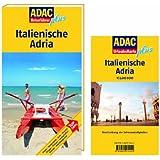 ADAC Reiseführer plus Italienische Adria: Mit extra Karte zum Herausnehmen