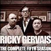 Ricky Gervais Show: The Complete Fifth Season | [Ricky Gervais, Steve Merchant, Karl Pilkington]