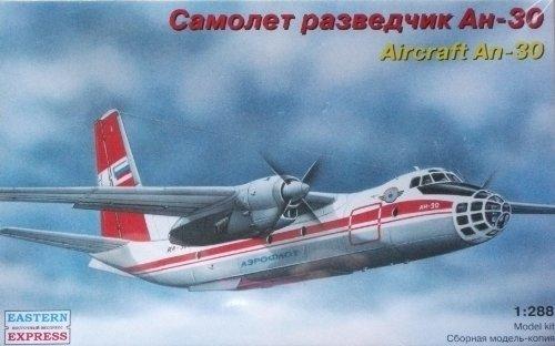 Eastern Express An-30 Reconnaissance Aircraft