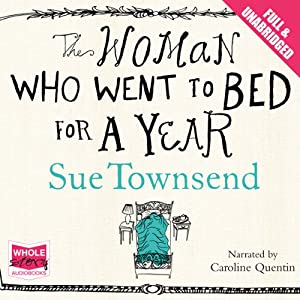 The Woman Who Went to Bed for a Year Audiobook