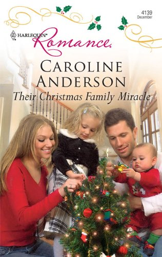Image for Their Christmas Family Miracle (Harlequin Romance)