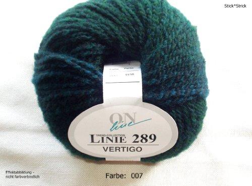 50 gr. Vertigo Fb. 007, Linie 289, Neu, Online, Herbst/Winter 2011/12