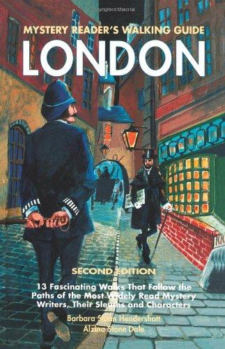 Guide de marche du mystère lecteur : Londres