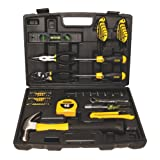 51fjurn7HbL. AA160  Stanley 94 248 65 Piece Homeowners Tool Kit   $34.97!