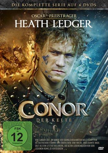 Conor, der Kelte [4 DVDs]