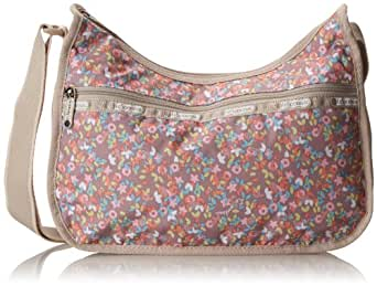 LeSportsac Classic Hobo Handbag,French Meadows,One Size