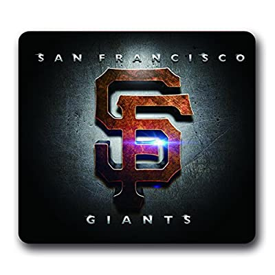 San Francisco Giants Non-Slip Neoprene Mouse Pad 9*10 inches