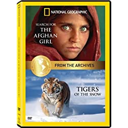 From The National Geographic Archives: Tigers of the Snow / Search for the Afghan Girl (Double Feature)