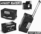 Steepletone MP3 Street Machine - Karaoke - MP3 boombox - As shown on the Gadget Show - Digitel Technology Ltd Pack