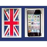 Housse Coque Drapeau UK ANGLETERRE pour Ipod Touch 4 + film sylla