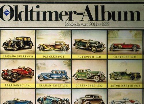 Oldtimer-Album Nr. 2  Modelle von 1931 - 1939