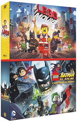 The Lego Movie / Lego - Batman - The Movie (2 Dvd)