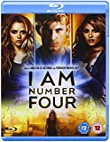 I am Number Four [Reino Unido] [Blu-ray]