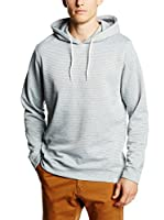 JACK & JONES Sudadera (Gris)