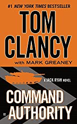 Command Authority (A Jack Ryan Novel, Book 9)