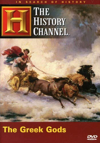 DVD : In Search Of History: Greek Gods