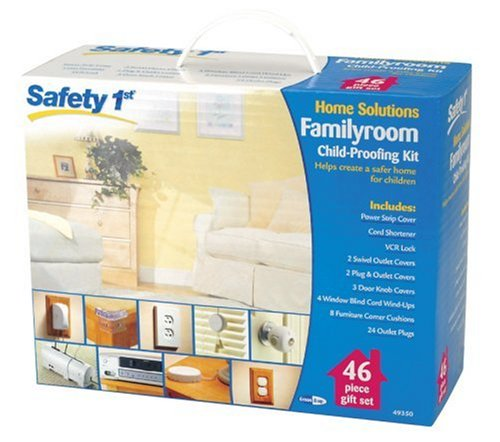 Safety 1st Family Room Child-Proofing Kit - 46 Piece