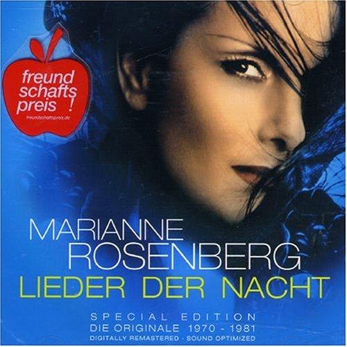 Marianne Rosenberg - Lieder der Nacht - 16 Unvergessene Hits - Zortam Music