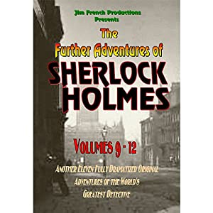 The Further Adventures of Sherlock Holmes, Box Set 3: Radio/TV Program