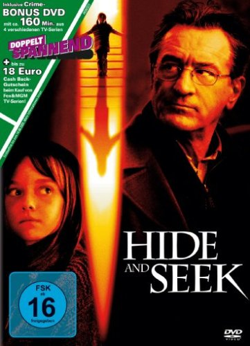 Hide and Seek (+ Bonus DVD TV-Serien)